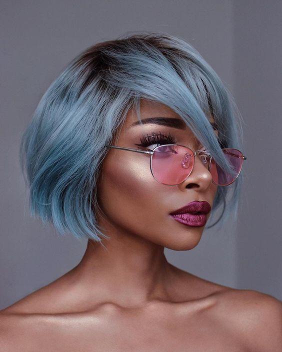 22 Pastel Blue Hairstyles
