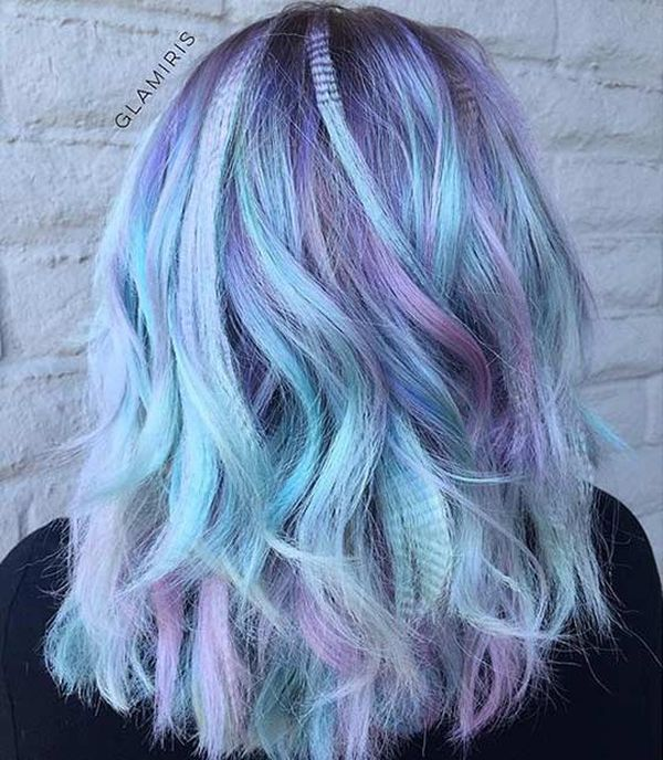 23 Pastel Blue Hairstyles