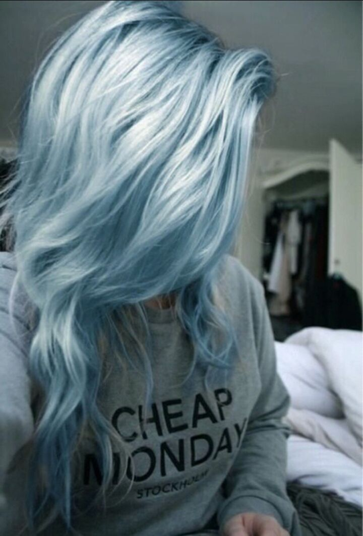 24 Pastel Blue Hairstyles