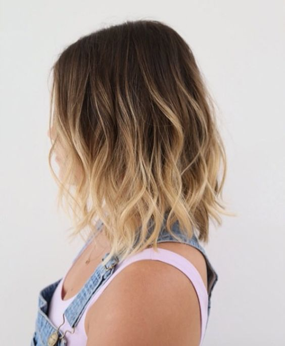 24 Soft Ombre Hairstyles