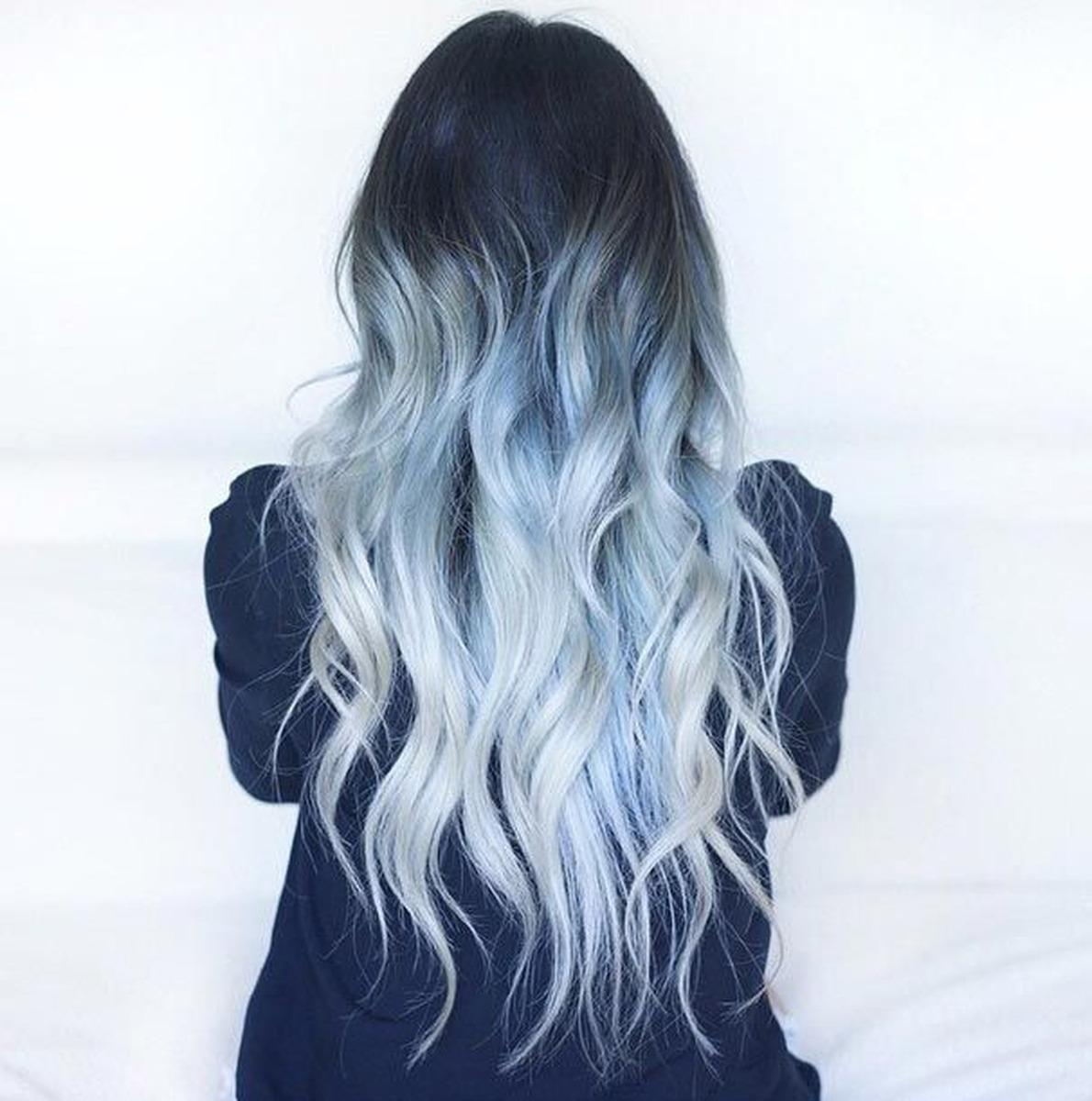 25 Pastel Blue Hairstyles