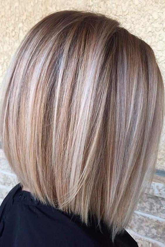 26 Medium Bob Hairstyles