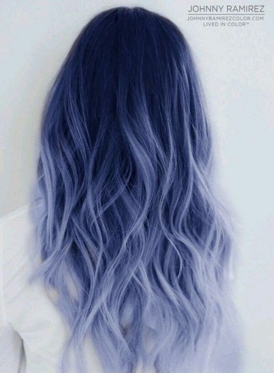 26 Pastel Blue Hairstyles