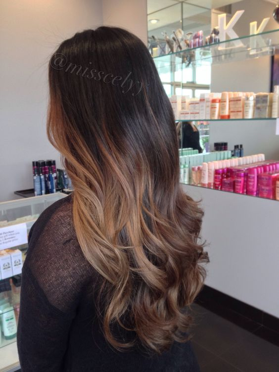 26 Soft Ombre Hairstyles