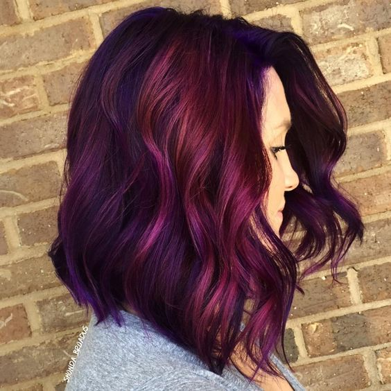 28 deep red hair color