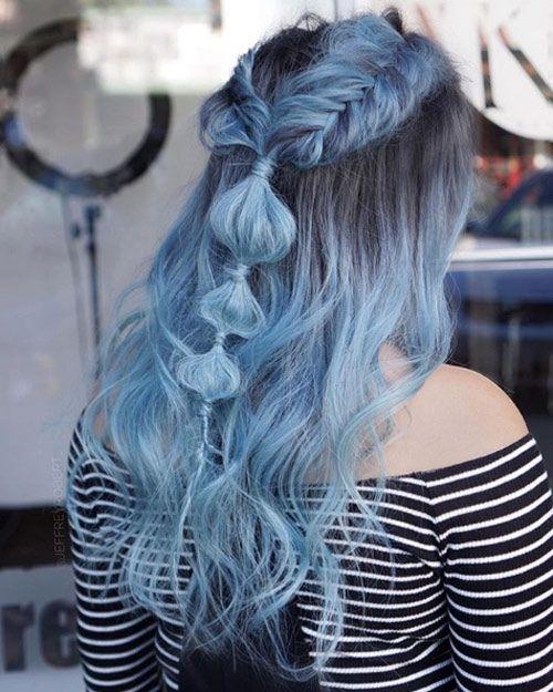 29 Pastel Blue Hairstyles