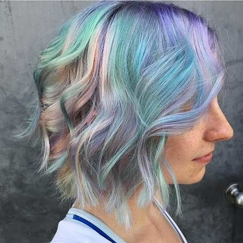 3 Pastel Blue Hairstyles