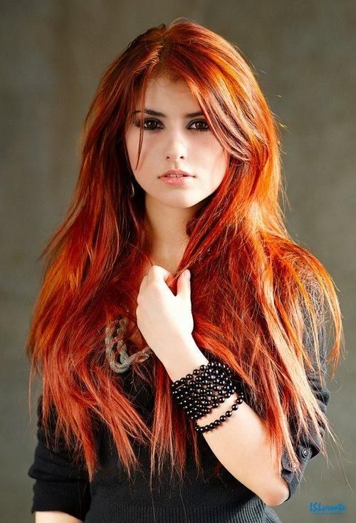 3 Red Hair Color