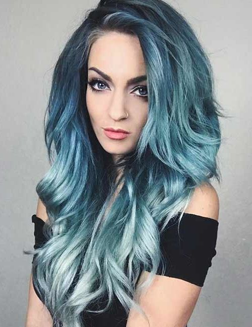 31 Pastel Blue Hairstyles