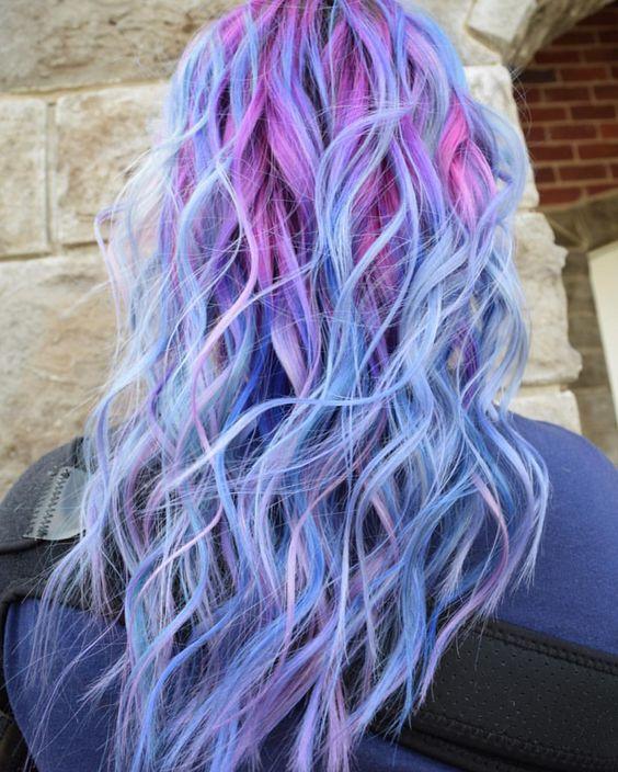 32 Pastel Blue Hairstyles