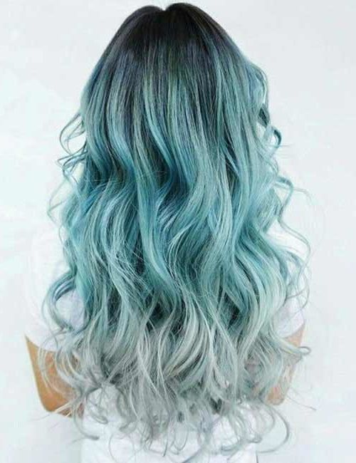 33 Pastel Blue Hairstyles