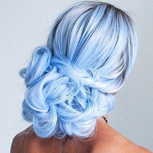 35 Pastel Blue Hairstyles