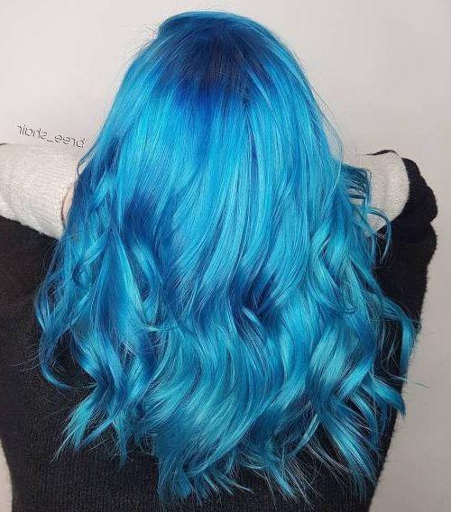 36 Pastel Blue Hairstyles