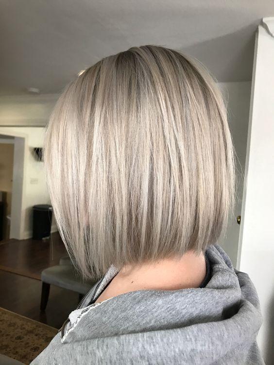 37 Medium Bob Hairstyles