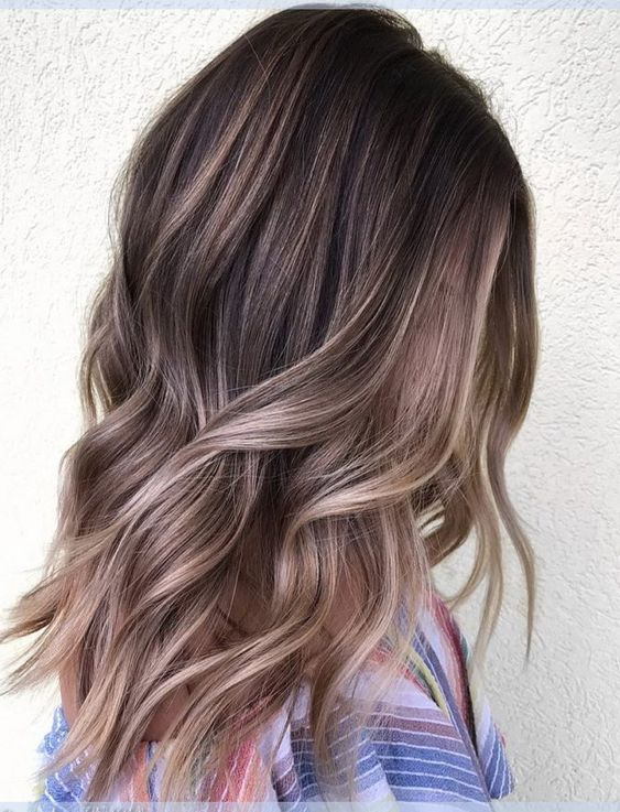 4 Soft Ombre Hairstyles