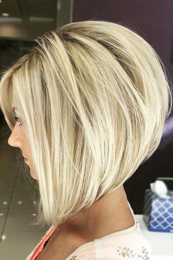 42 Medium Bob Hairstyles