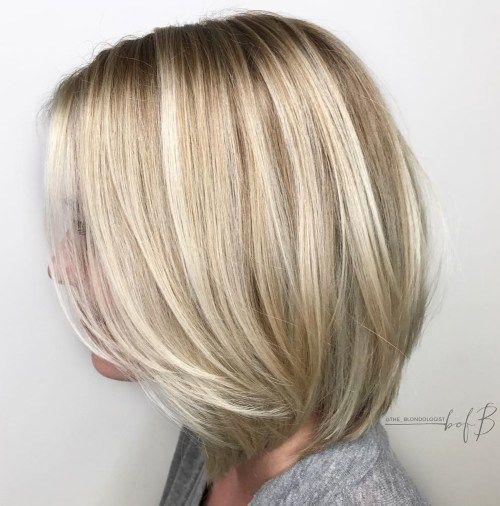 45 Medium Bob Hairstyles
