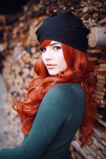 5 Red Hair Color