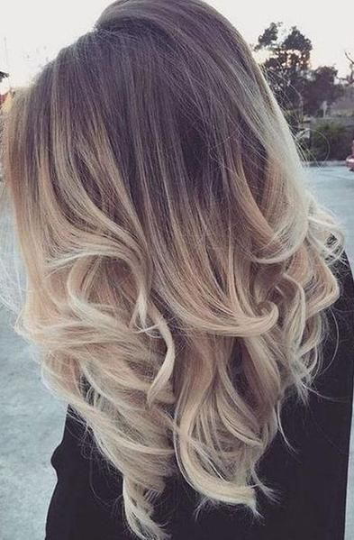 5 Soft Ombre Hairstyles