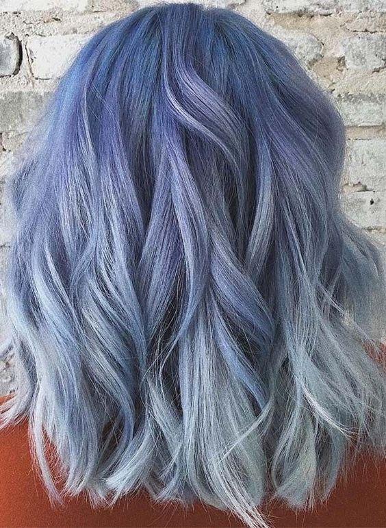 6 Pastel Blue Hairstyles