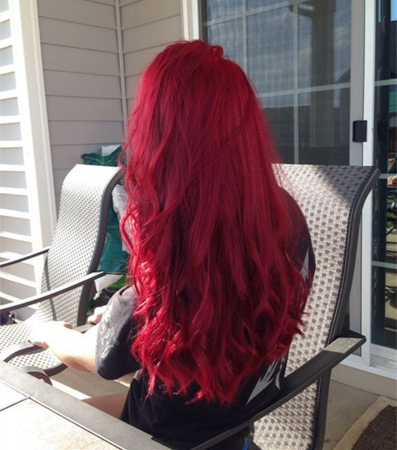 6 Red Hair Color