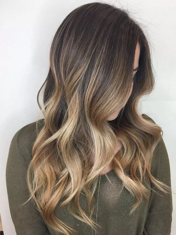 7 Soft Ombre Hairstyles
