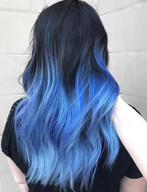 8 Pastel Blue Hairstyles