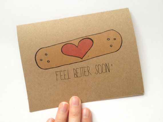 9 Handmade Get Well Soon Cards