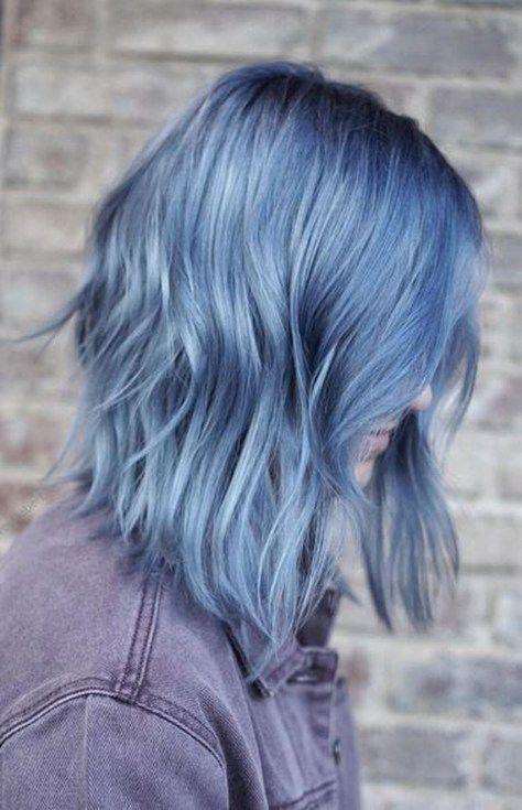 9 Pastel Blue Hairstyles