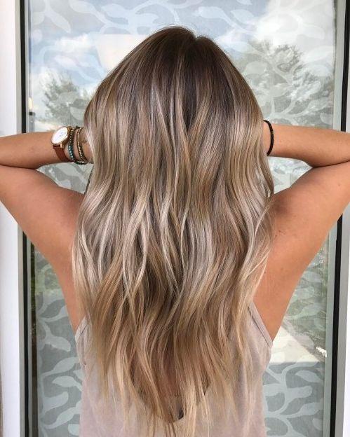1 Balayage Hair Color