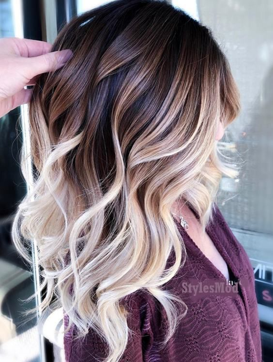 10 Balayage Hair Color