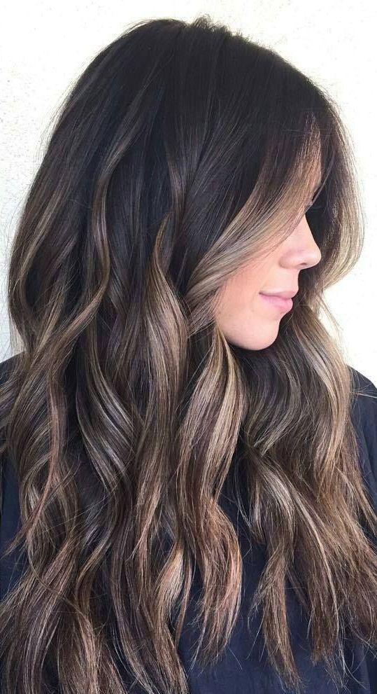 11 Balayage Hair Color