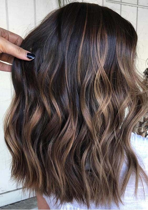13 Balayage Hair Color