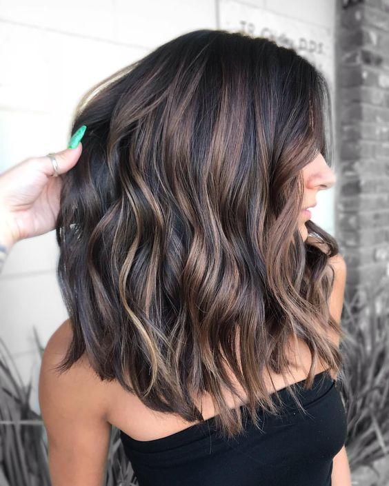 16 Balayage Hair Color