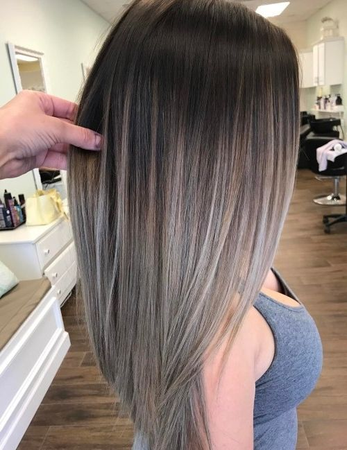 17 Balayage Hair Color