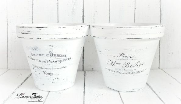 17 French Made Pots