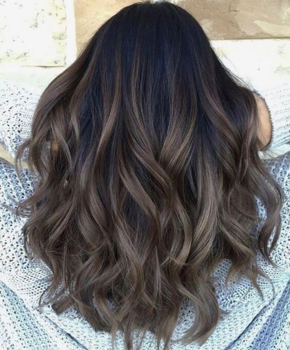 18 Balayage Hair Color