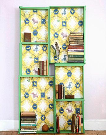 18 Bookcase