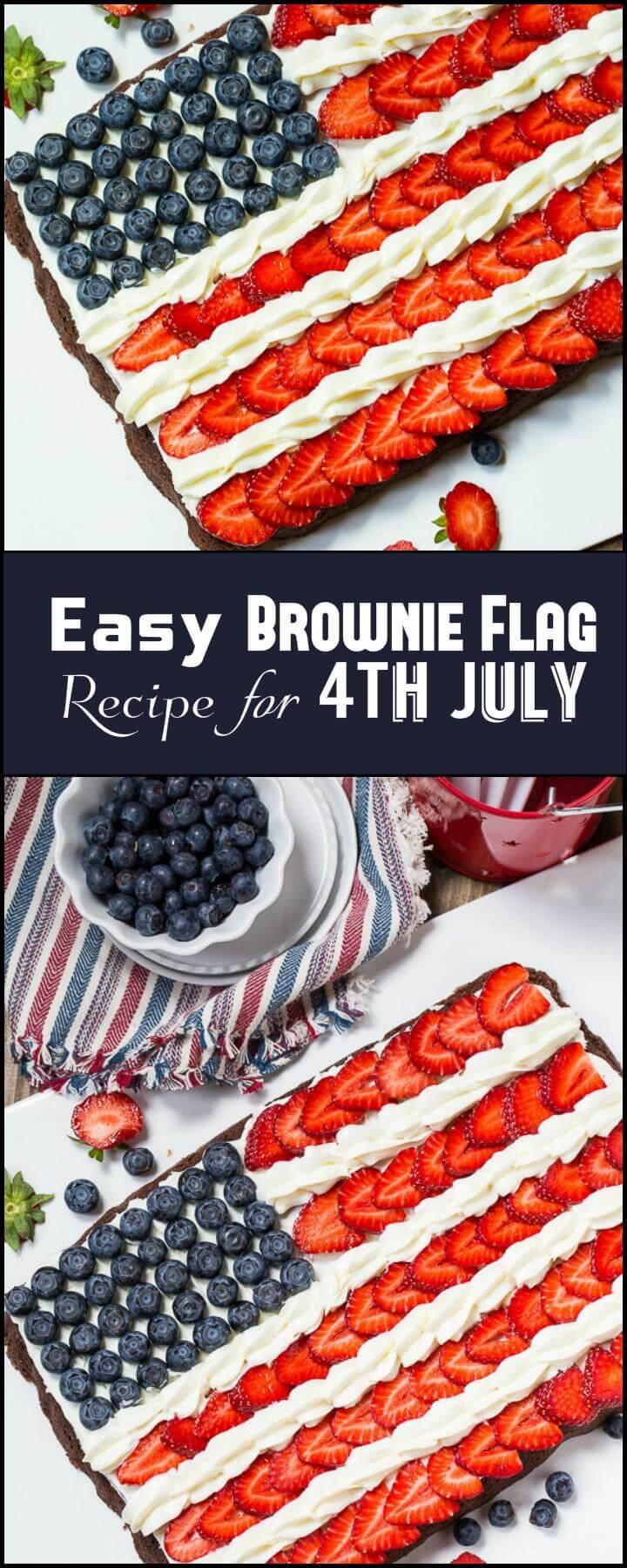 18 DIY 4Th July Burlap Banner