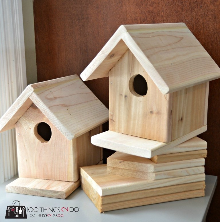 20 Go Back to Basics With This Birdhouse Design