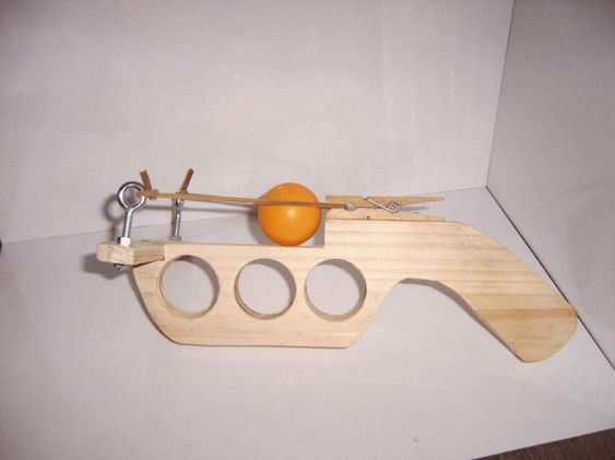 20 Ping Pong Ball Gun