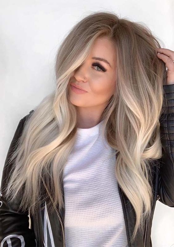 22 Balayage Hair Color
