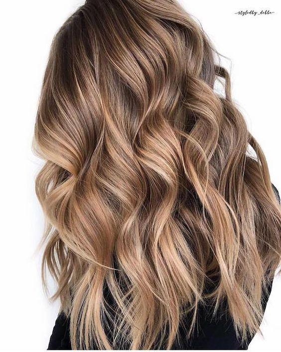 25 Balayage Hair Color