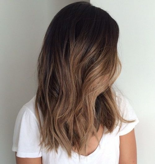 27 Balayage Hair Color