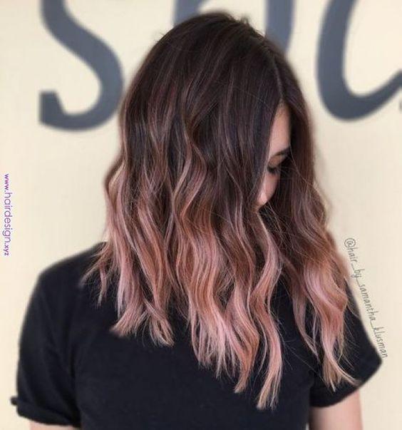 28 Balayage Hair Color