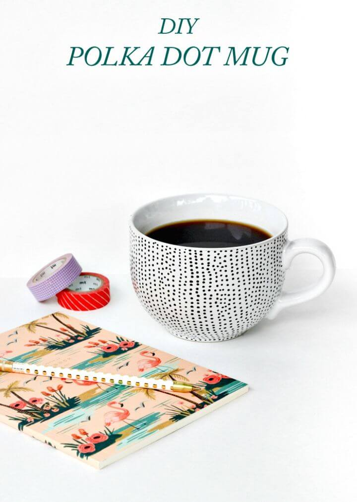 29 How To Make Polka Dot Mug