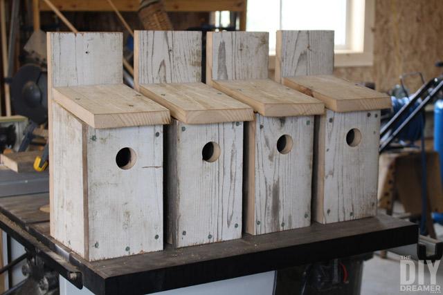 29 The Bluebird Birdhouse