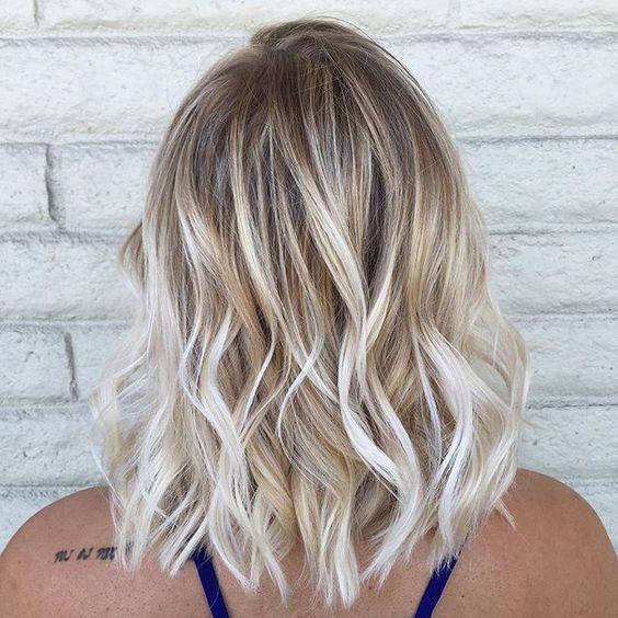 31 Balayage Hair Color
