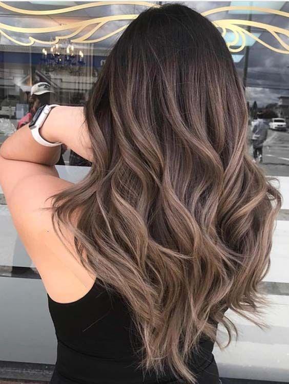 32 Balayage Hair Color