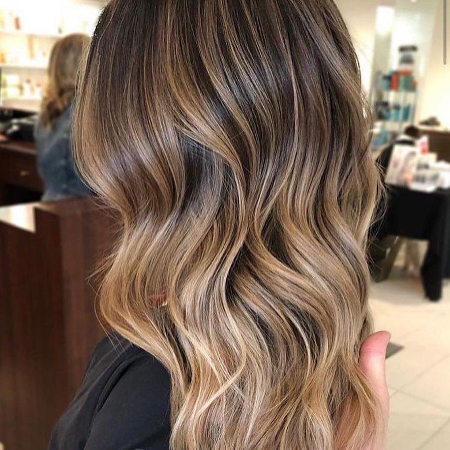 33 Balayage Hair Color